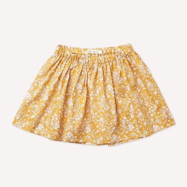 Petits Vilains Skirt Josephine Mini Skirt - Autumn Blooms