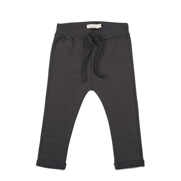 Phil & Phae Sweatpants Basic sweat pants - Graphite