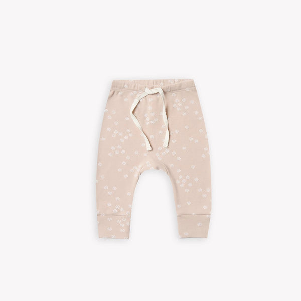 Quincy Mae Pants Drawstring Pant - Rose
