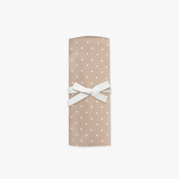 Quincy Mae Swaddle One Size Baby Swaddle - Petal