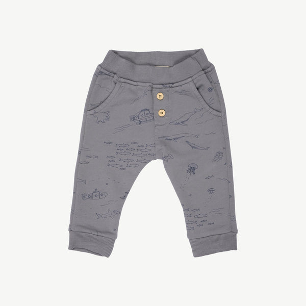 Red Caribou Sweatpants The Story Jogger - Charcoal Grey