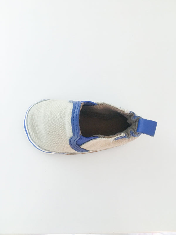 Robeez Accessories 6-12m / Gently Used Re-Cycle Soft Sole Shoes