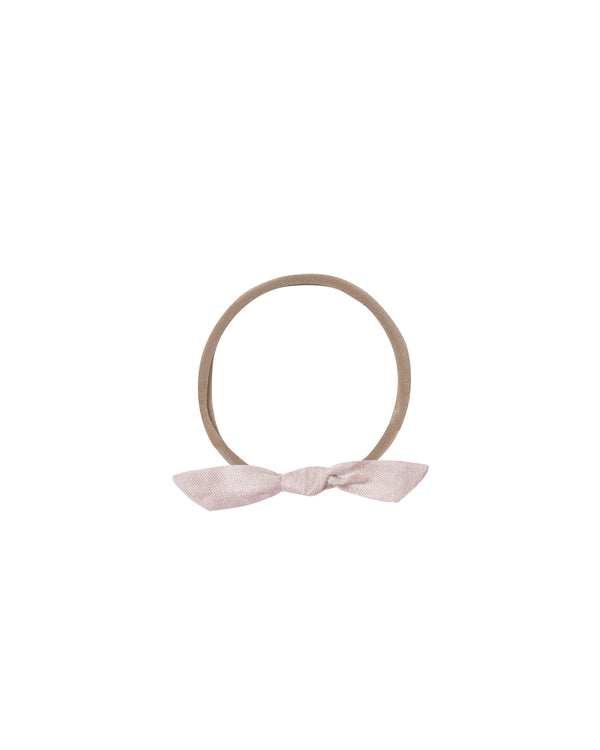 Rylee + Cru Bows One Size Little Knot Headband - Lilac