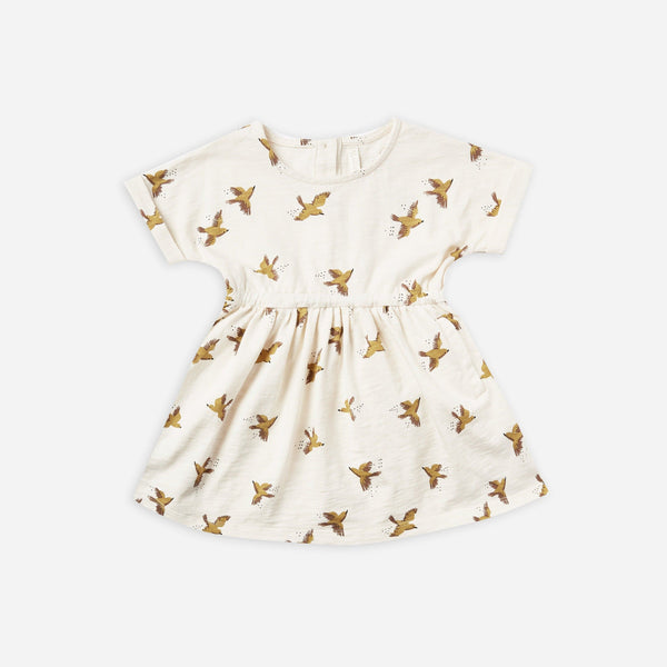 Rylee + Cru Dress Baby Kat Dress - Songbirds