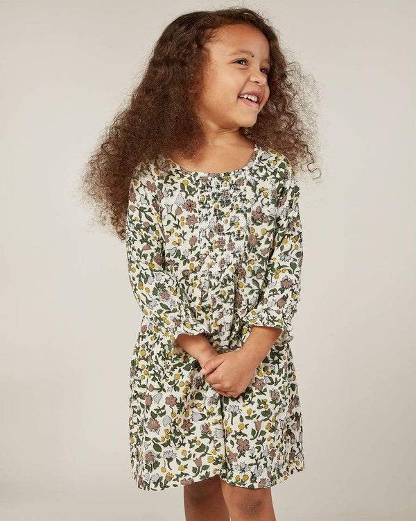 Rylee + Cru Dress Sadie Dress - Enchanted Garden