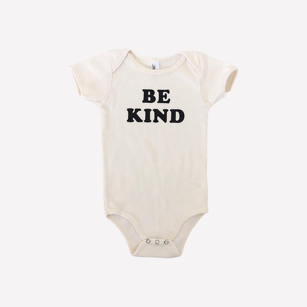 Savage Seeds Bodysuit Be Kind Bodysuit - Natural White