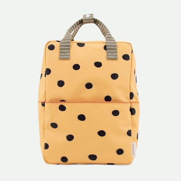 Large Backpack Freckles - Special Edition - Retro Yellow