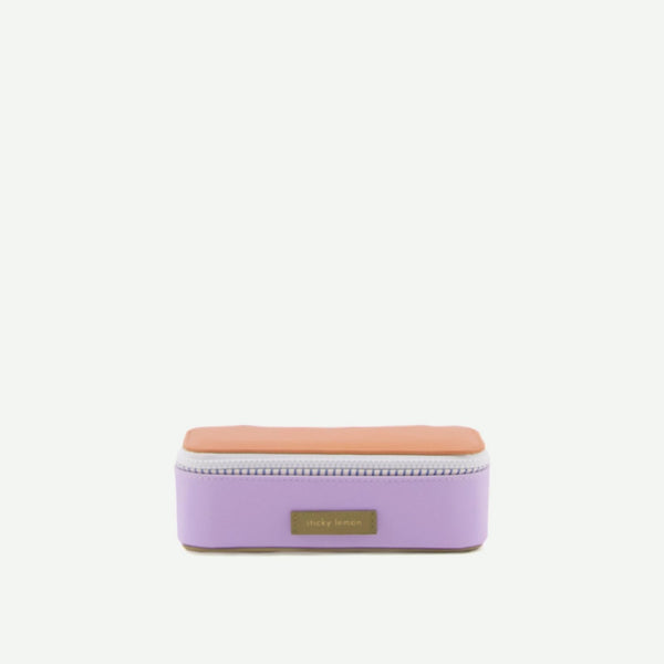 Sticky Lemon Pencil Case Pencil Box Envelope Deluxe - Gustave Lilac