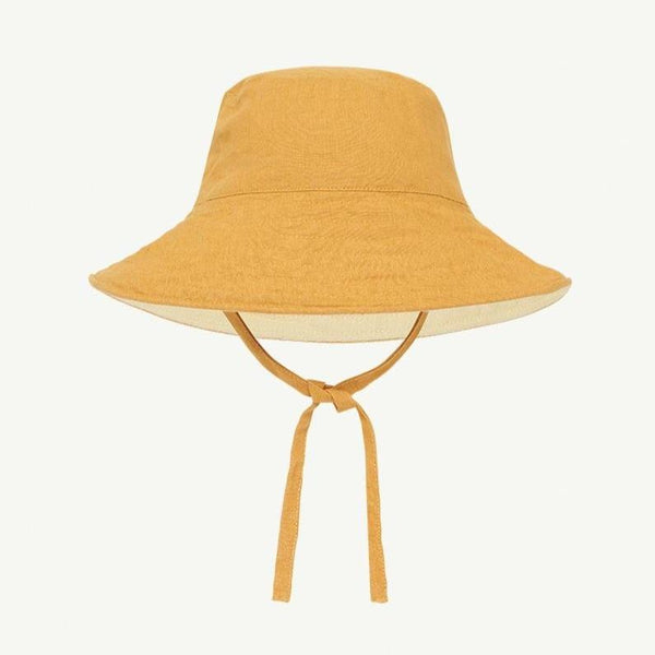 Summer and Storm Hat One Size Summer Storm Baby Sun Hat with Ties - Sunshine and Pastel