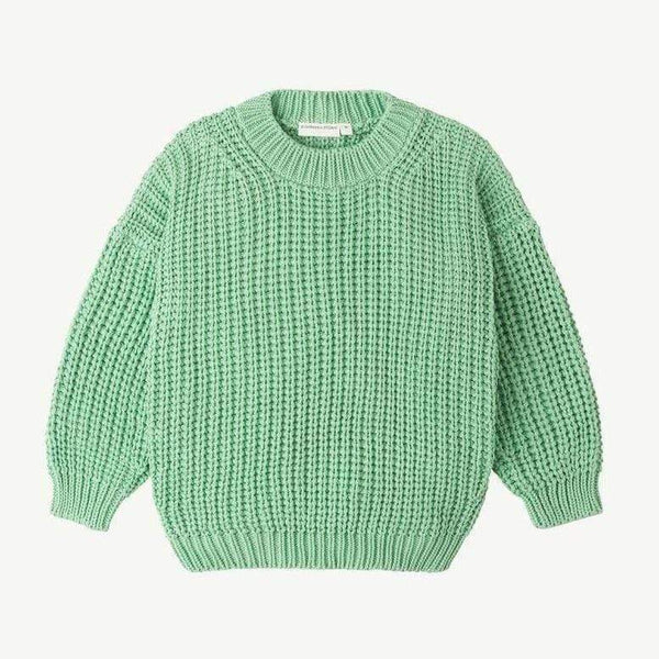 Summer and Storm Sweater Chunky Pullover - Meadow