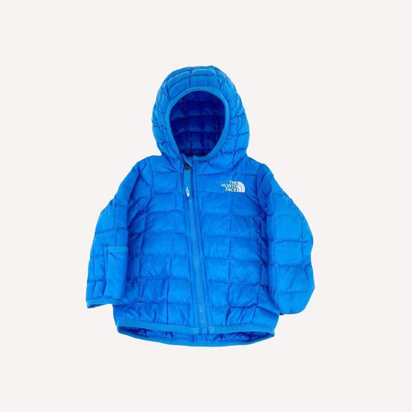 The North Face Mid Season Jacket 3-6m / Like New Re-Cycle Solid Blue Mid Season Jacket