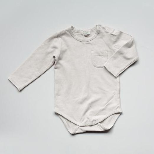 The Simple Folk Onesie The Long-Sleeve Onesie - Undyed