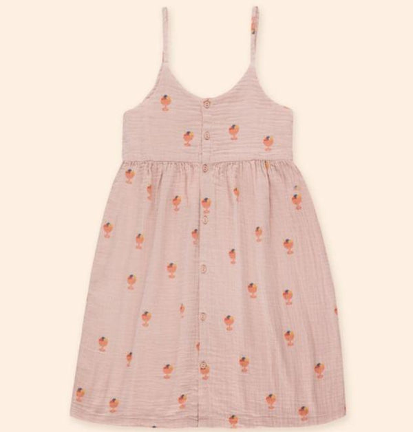 Tinycottons Dress Ice Cream Cup Dress