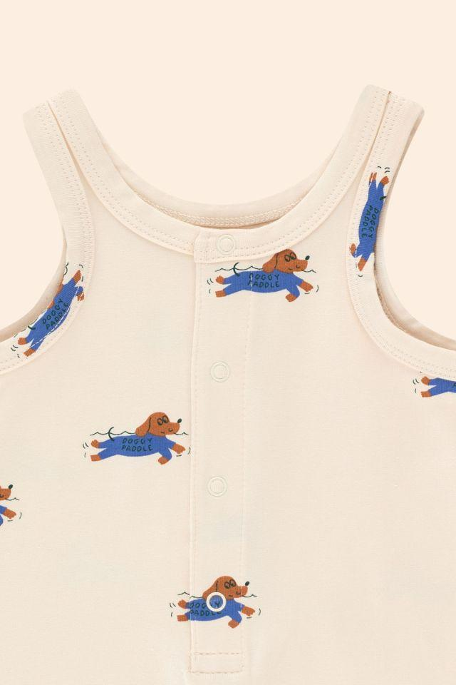Tinycottons One-Piece Doggy Paddle One-Piece
