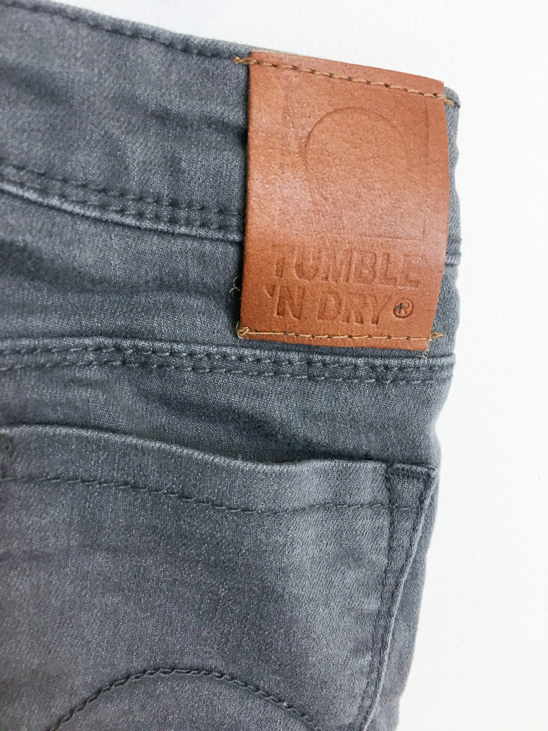 Tumble n' dry Bottoms 12-18m / New with Tag Re-Cycle Grey Crijn Jean
