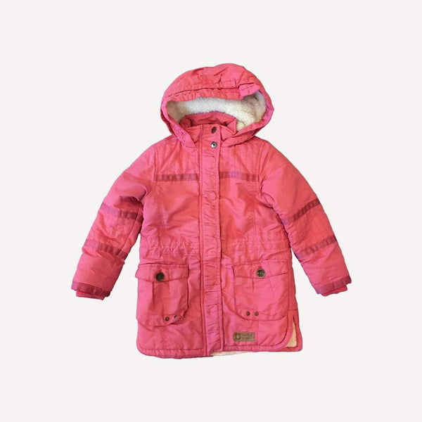 Tumble 'N Dry Mid Season Jacket 3-4y / Preloved Re-Cycle Solid Pink Mid Season Jacket