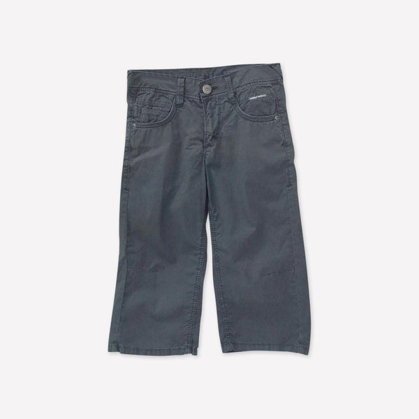 Tumble 'N Dry Pants 9-10y / Well Loved Re-Cycle Grey Cotton Pants