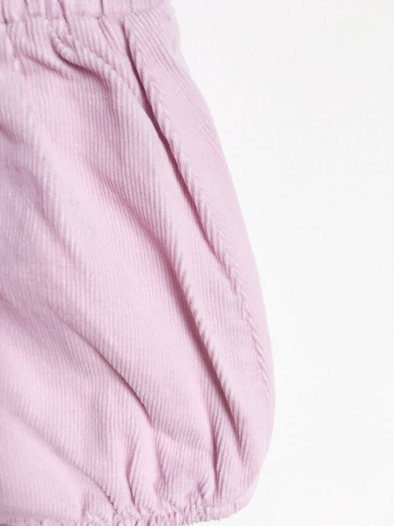 Vertbaudet Bottoms 1m / Gently Used Re-Cycle Pink Corduroy Shorts