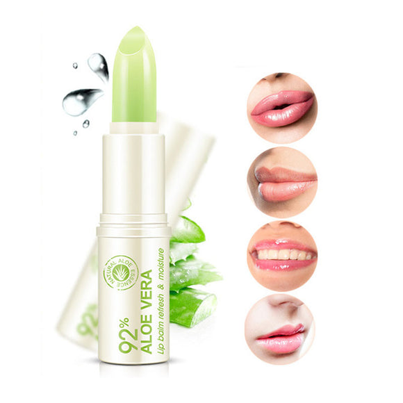 92% Aloe Vera Lip Balm - Soothes & Repairs