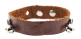Leather Cuff - various colors