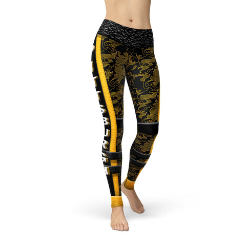 Stella Pittsburgh Sports Legging