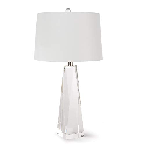 Regina Andrew Clear Crystal Angelica Table Lamp