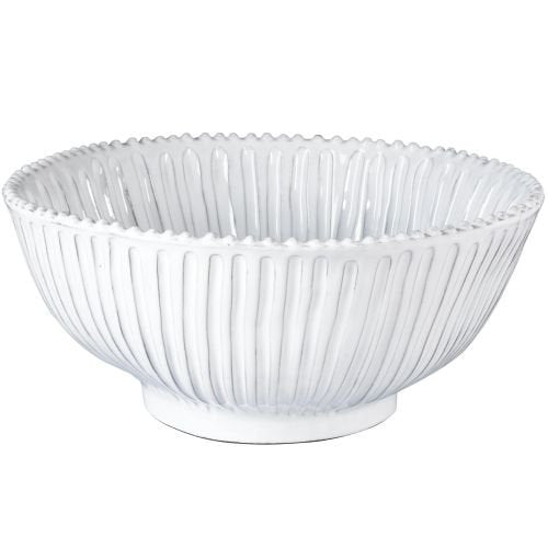 Vietri Incanto Stripe Large Serving Bowl