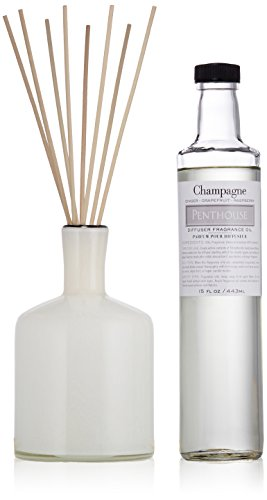 LAFCO  Penthouse - Champagne Reed Diffuser, 15 Fl Oz