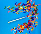 "Confetti- 14"" hand flick launcher- custom colors"