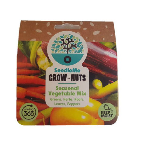 Image of Easy Grow Vegetable & Flower garden bulk seed gift box