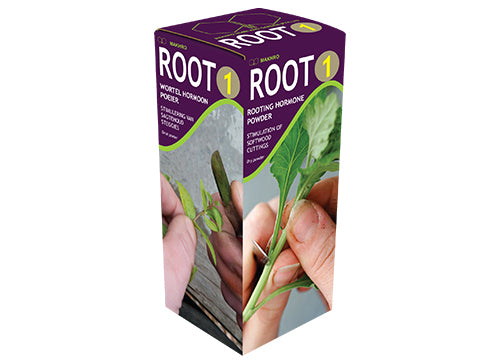 MAKHRO ROOT NO.1 ROOTING HORMONE POWDER SOFTWOOD CUTTINGS 30g