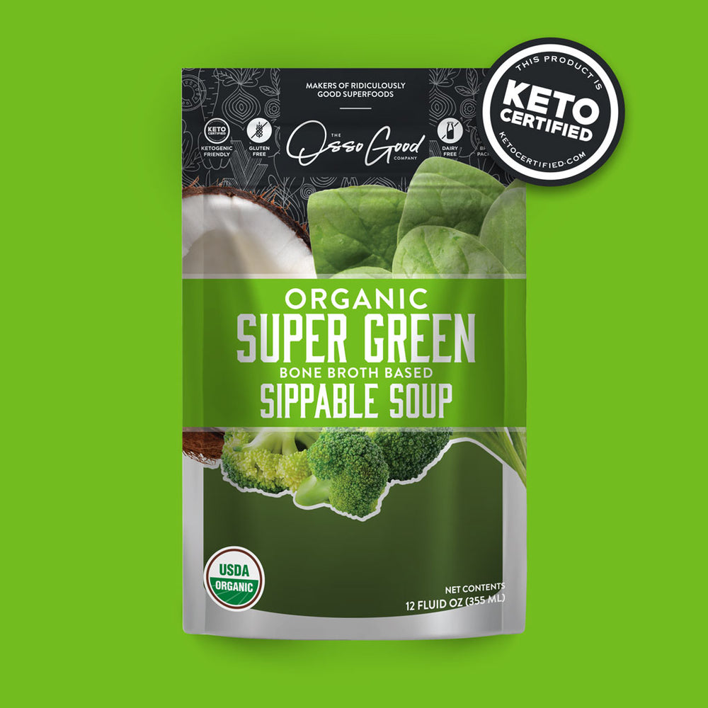 Multi-Pack Organic Super Green Soup