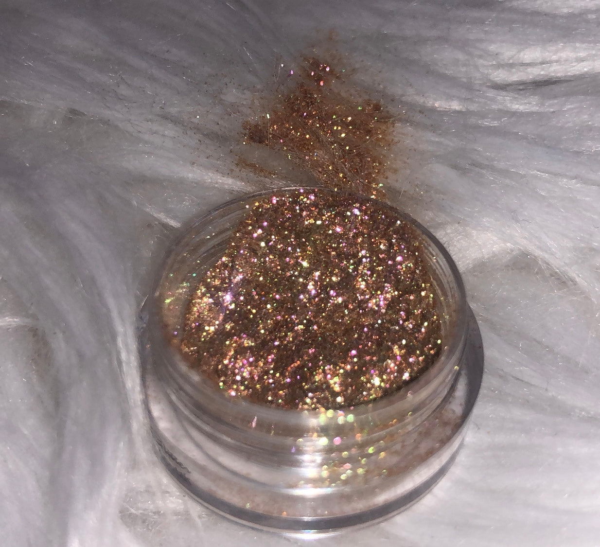 MYTHICAL -  loose sparkle multidimensional pigment