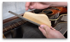 How to Fix Sharp Fret Edges