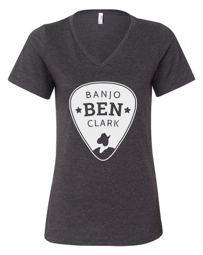 Banjo Ben Ladies T-Shirt