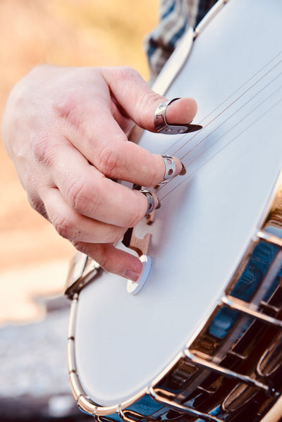 Banjo Ben's Finger Anchor Picking Guide (Pack of 5)