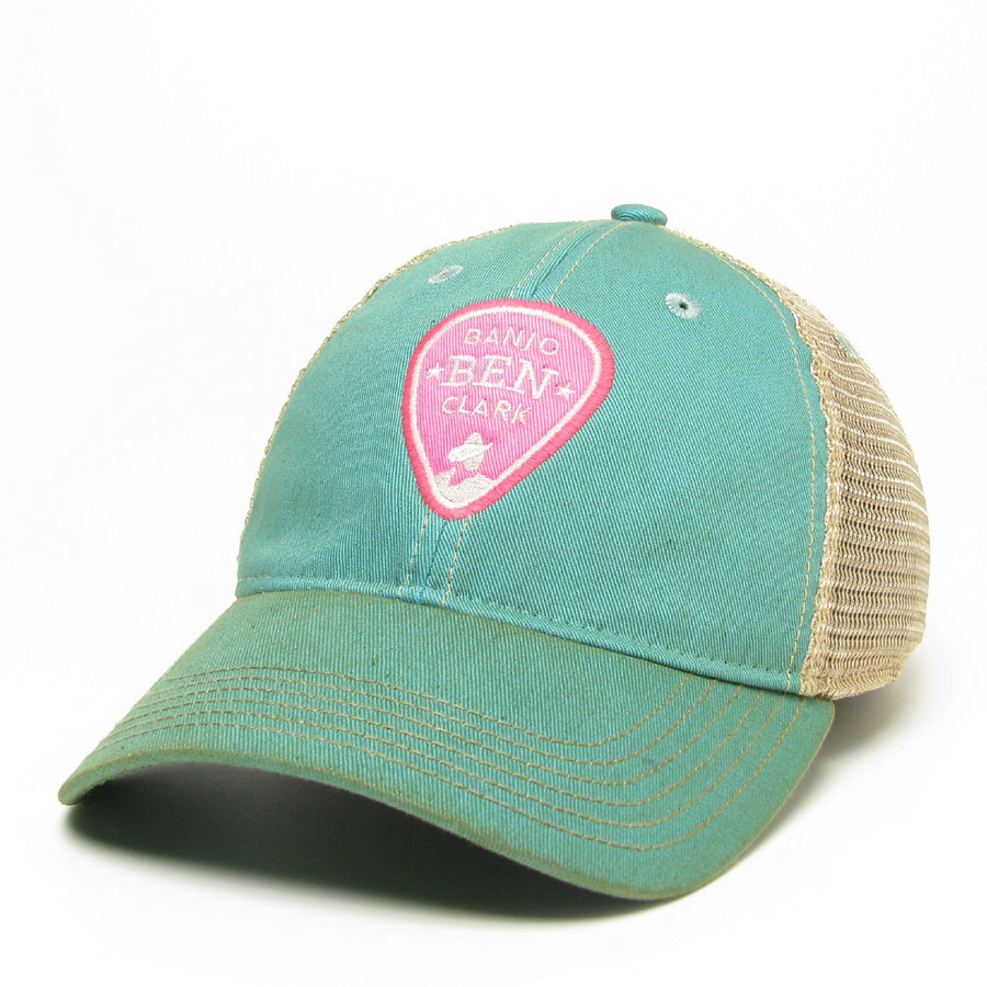 Banjo Ben Ladies Hat- Aqua