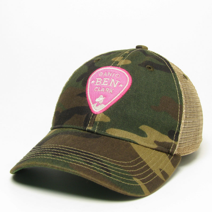 Banjo Ben Ladies Hat- Camo