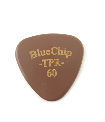 BlueChip TPR60 Rounded Triangle Flat Pick