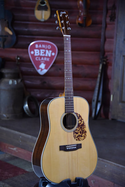 Blueridge BR-160A Historic Series Dreadnaught Guitar With Case