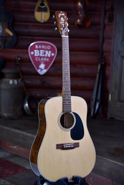 Blueridge BR-60 Acoustic Dreadnought Guitar