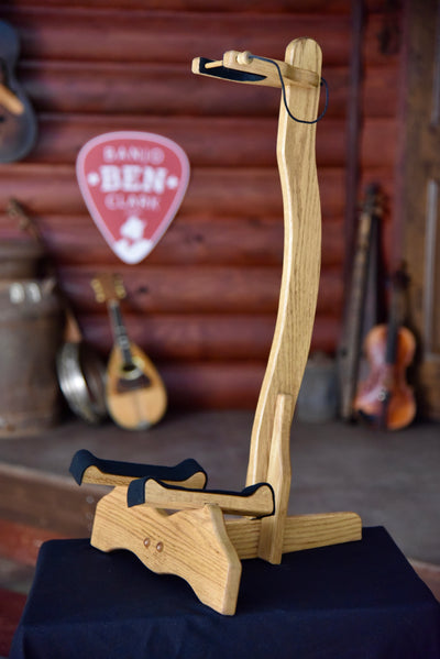 DSB Handcrafted Banjo Stand