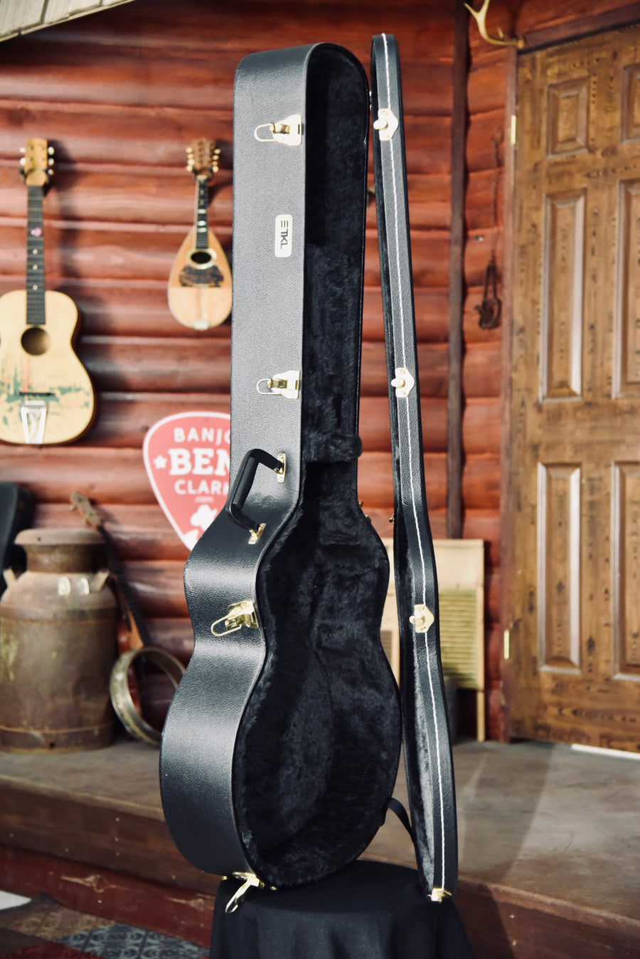 Acoustic Bass Hardshell TKL Case