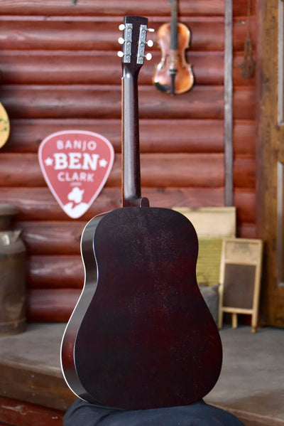 Beard Deco Phonic Highball D127 Acoustic Guitar With Case