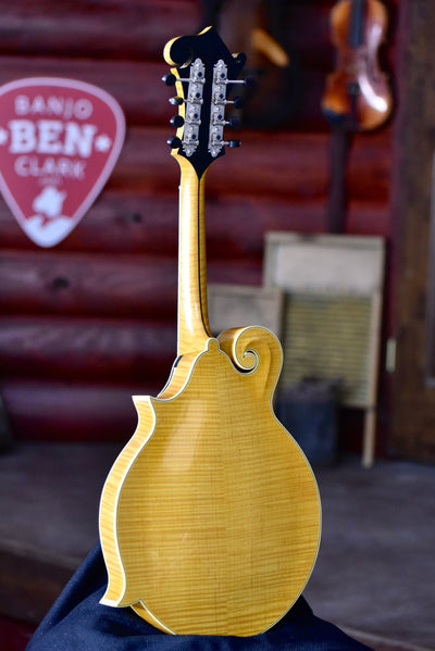 Northfield Big Mon Special Natural Finish F-Style Mandolin With Case
