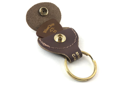 BlueChip Pick Holder Keychain