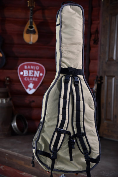 Boulder Alpine Tan Gig Bag for Dreadnaught Guitar