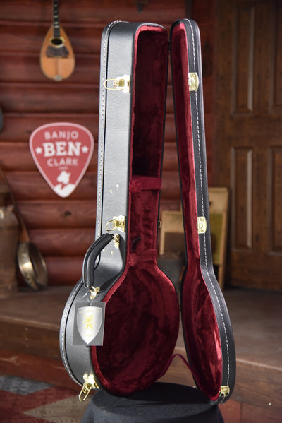 Guardian Deluxe CG-033-J Arched Lid Resonator Banjo Case