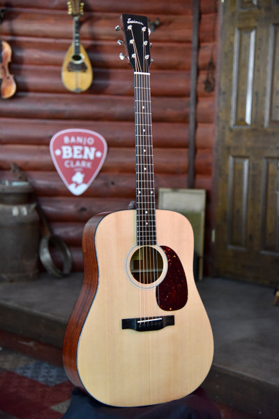 Eastman E1D Dreadnaught Acoustic Guitar With Case