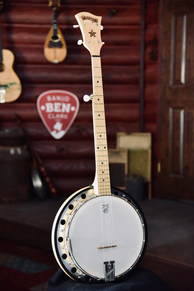 Pre-Owned Deering Goodtime Two Resonator Banjo With Case